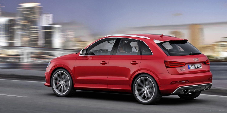 Audi Q3 2019 se ha dejado ver sin mucho camuflaje