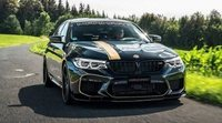 Manhart transformó un BMW M5