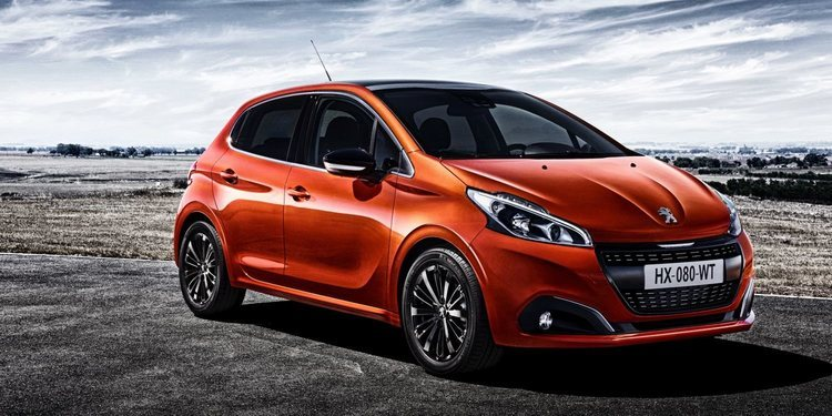El nuevo Peugeot 208 para el Salón del Automóvil de Ginebra 2019