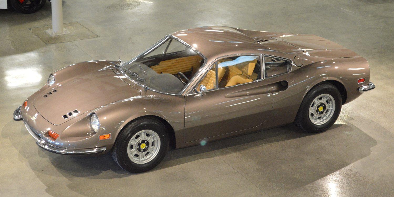 Celebremos junto a Ferrari los 50 años del modelo Dino