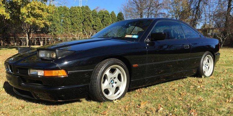Se vende un BMW 850 CSi como nuevo