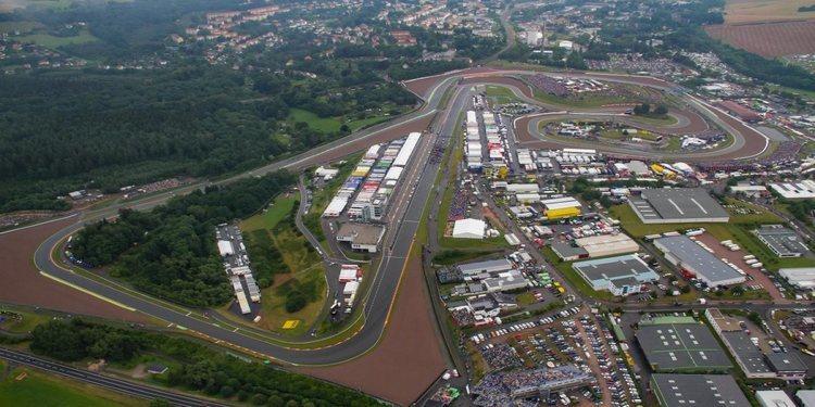 Rueda de prensa del GP de Alemania