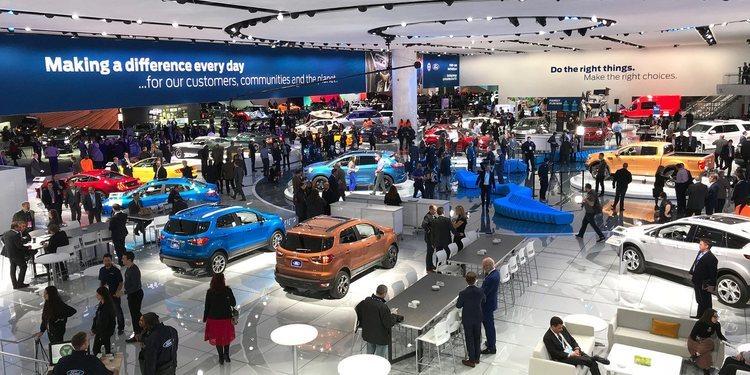 El Auto Show de Detroit 2019 se corrió para el segundo semestre del 2020