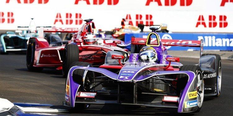 Fórmula E: Vergne se proclamó campeón en Nueva York