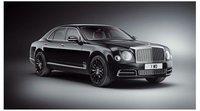 Bentley celebra 100 años de vida con una edición  llamada Mulsanne W.O. Edition
