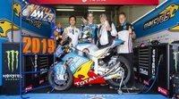 Alex Márquez renueva con el MarcVDS de Moto2 para 2019