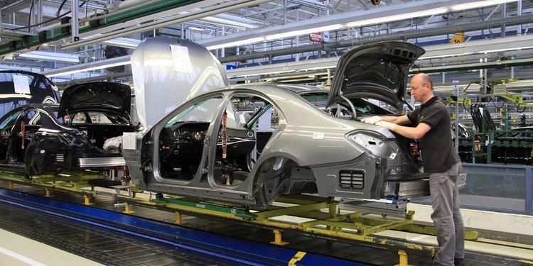 Conoce cómo funciona una fábrica de automóviles, segunda parte