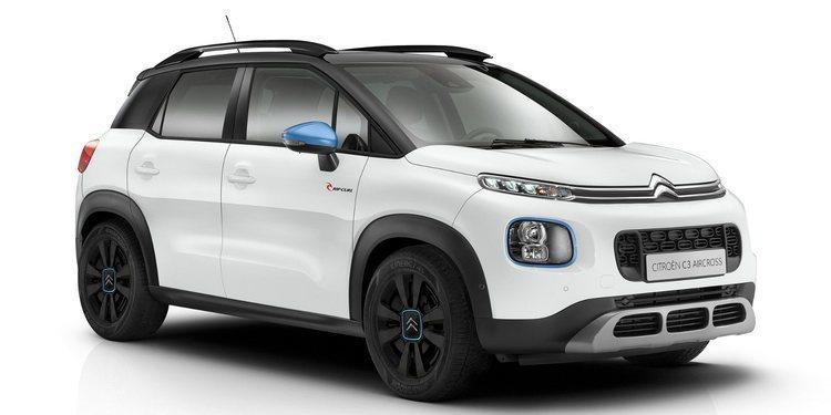 Se presenta el Citroën C3 Aircross Rip Curl edición especial