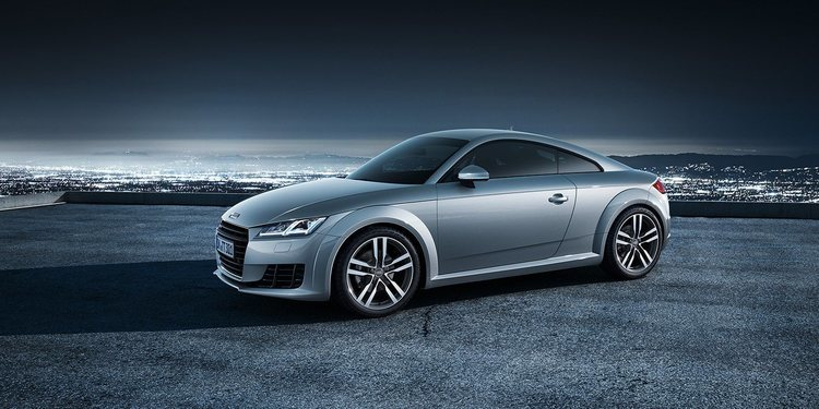 Audi TT Coupé 2018, inevitable no enamorarse