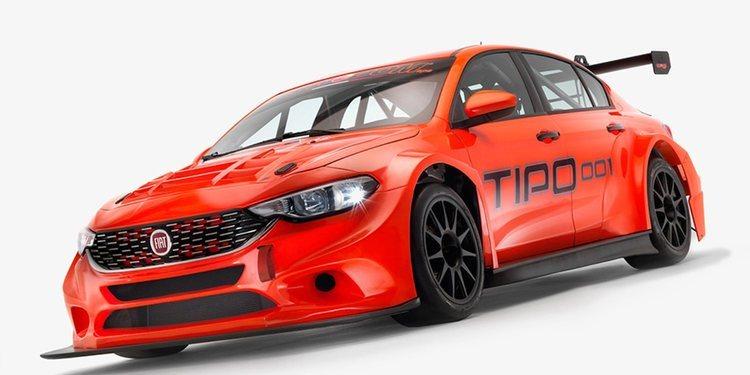 El Fiat Tipo TCR será el nuevo coche para las TCR Series