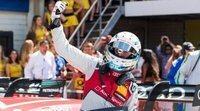 René Rast coge el mando de Audi en el DTM