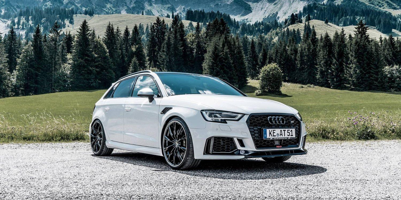 El Audi RS3 Sportback de ABT