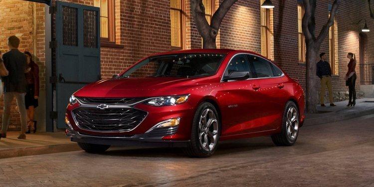 Ya tenemos información del nuevo Chevrolet Malibu RS 2019