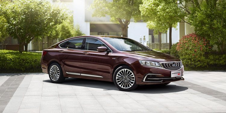 Geely Emgrand GT 2018