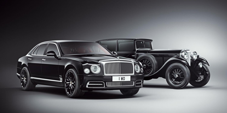 Bentley presenta un Mulsanne especial