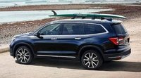 Honda Pilot 2019, un SUV para toda la familia
