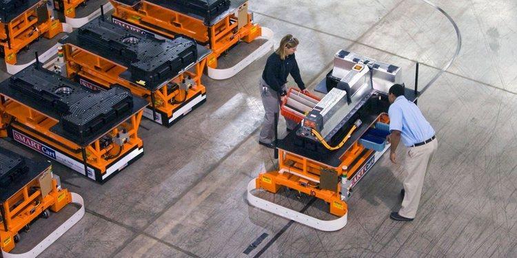 Ecovolta estrenará planta de esamblaje de baterías en Suiza
