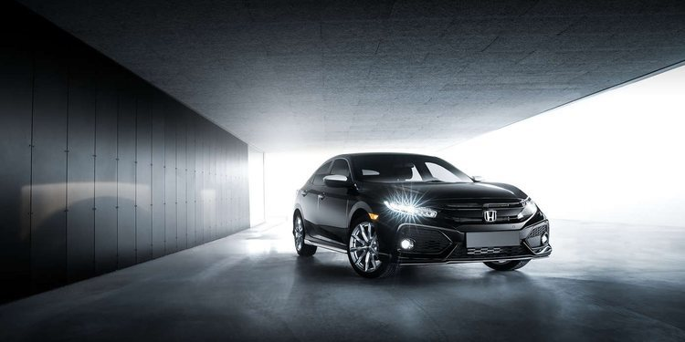 Disponible el Honda Civic Silver Line