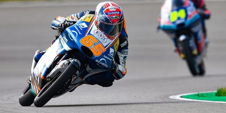Moto3: Oettl da un golpe sobre la mesa y domina en Brno
