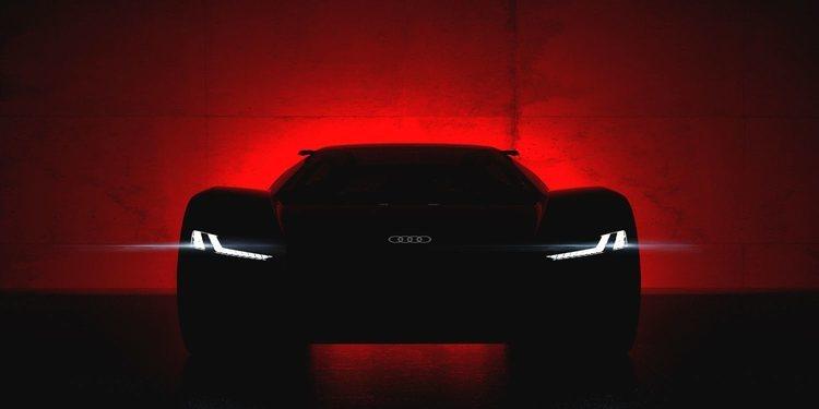 Audi PB-18 e-tron el nuevo súper deportivo totalmente eléctrico de Audi