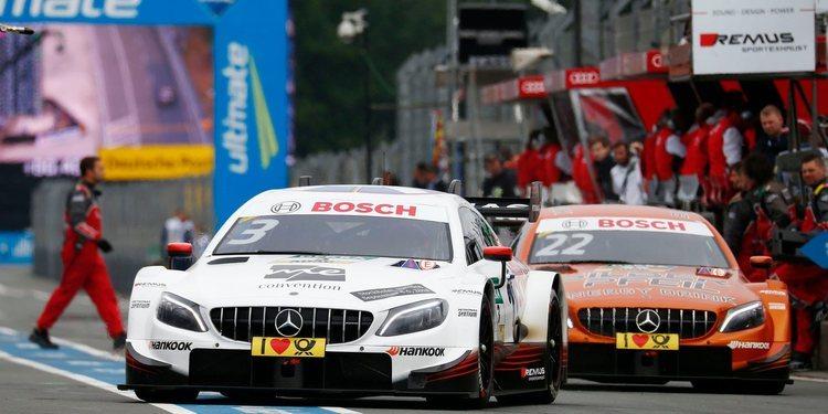 Paul Di Resta podría disputar el DTM 2019 con BMW o Audi