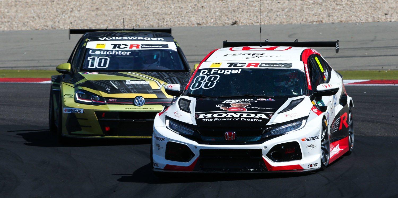 Dominik Fugel vence en una recortada Carrera 2 en Nürburgring GP