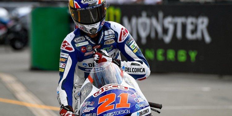 Di Giannantonio vence en Brno en ausencia de Jorge Martín