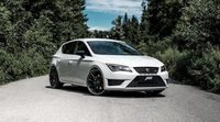 ABT mejora el Seat León ST Cupra 300 Carbon Edition