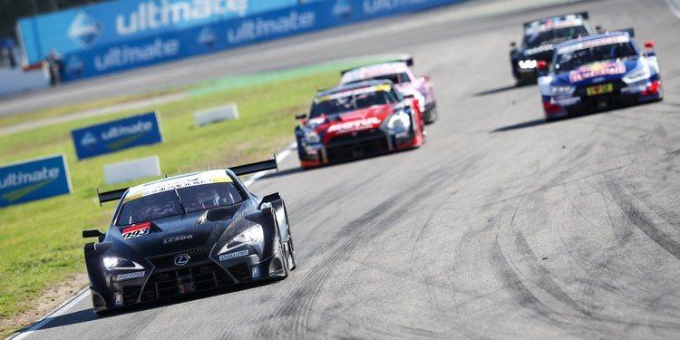 La primera carrera conjunta entre el DTM y el Super GT será en Octubre de 2019