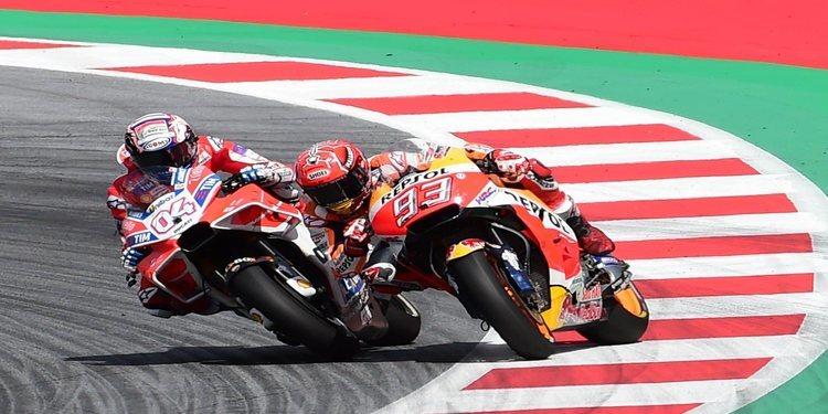 Horarios del Gran Premio de Austria 2018