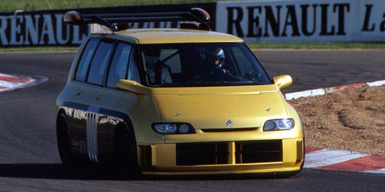 Conoce el monovolumen con tecnología Fórmula 1, el Renault Espace F1