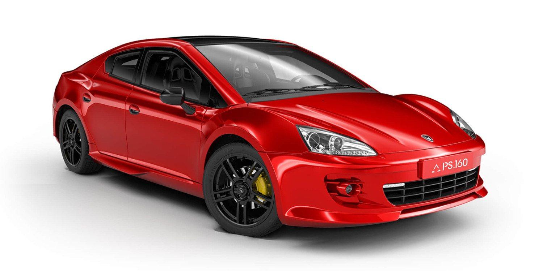 Te presentamos el nuevo auto de la nueva marca francesa MPM, el PS160 2018