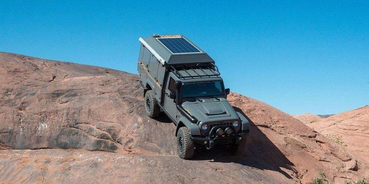Conoce el Jeep Wrangler Outpost II