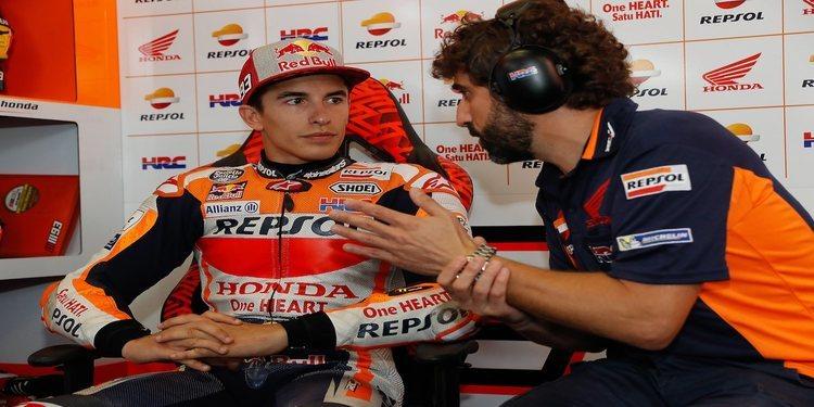 """Marc Márquez: """"Las Ducati están muy fuertes, pero no nos rendimos"""""""