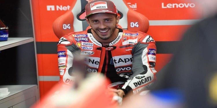 """Andrea Dovizioso: """"Ya sabía que iba a ser rápido de inmediato en Austria"""""""