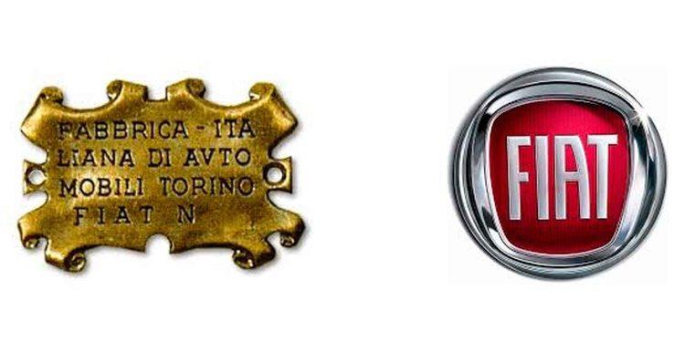 Historia de la marca automotriz italiana Fiat parte 1