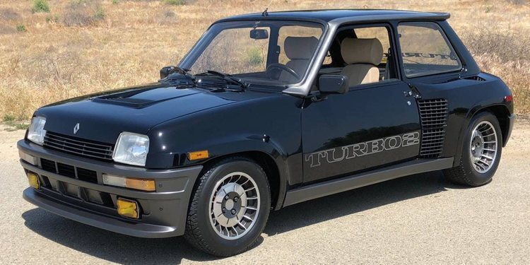 Sale a la venta un espectacular Renault 5 Turbo 2 Evolution