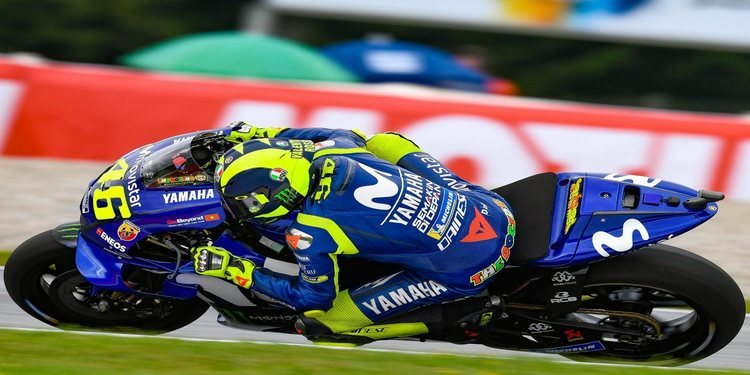 """Valentino Rossi: """"Estoy bastante satisfecho de la carrera"""""""