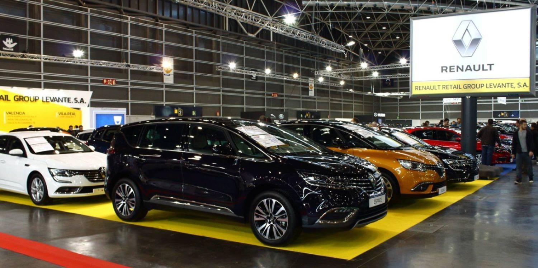 Nuevo pabellón en la edición 2018 de la Feria del Automóvil de Valencia