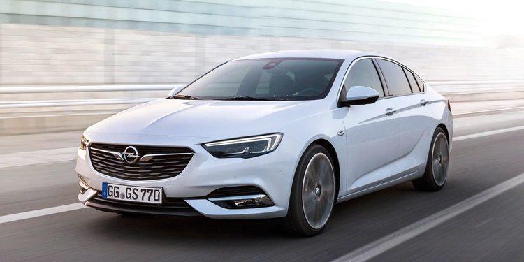 Opel Insignia estrena nueva mecánica con 200CV