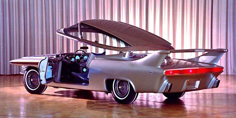 Chrysler Turboflite 1961, el famoso auto del futuro