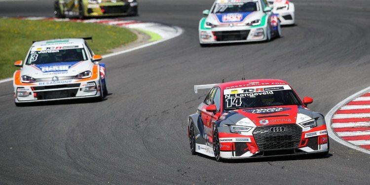 Zandvoort tendrá dos Audi en primera fila de salida