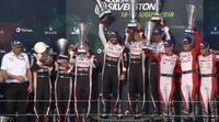 Toyota, desclasificado de las 6 horas de Silverstone