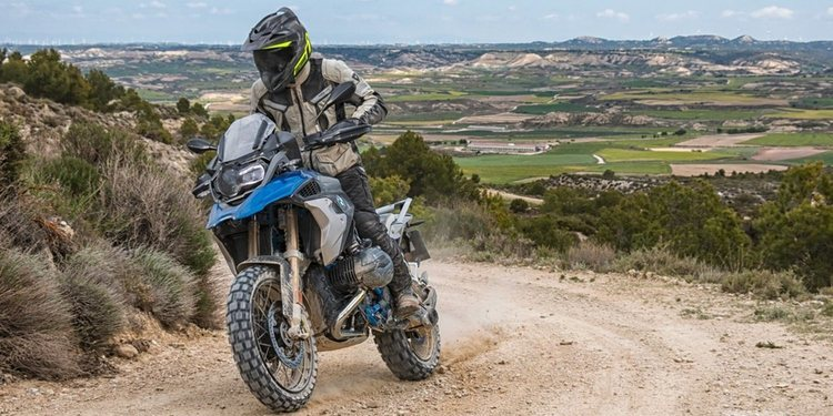 La potente BMW R 1250 GS 2019