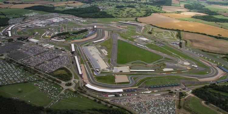 Horarios del Gran Premio de Gran Bretaña 2018