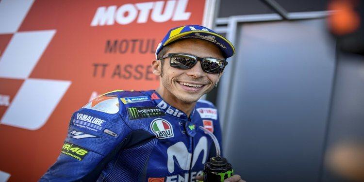 """Valentino Rossi: """"Espero que podamos ser rápidos"""""""