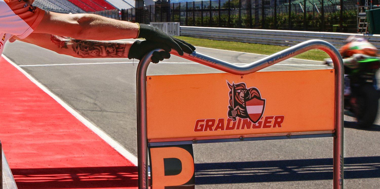 """Entrevista a Thomas Gradinger: """"Hacer un podio sería como un sueño"""""""