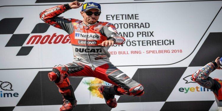 """Jorge Lorenzo: """"Silverstone es una pista que me gusta mucho"""""""