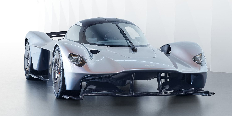 Conoce todo acerca del nuevo Aston Martin Valkyrie