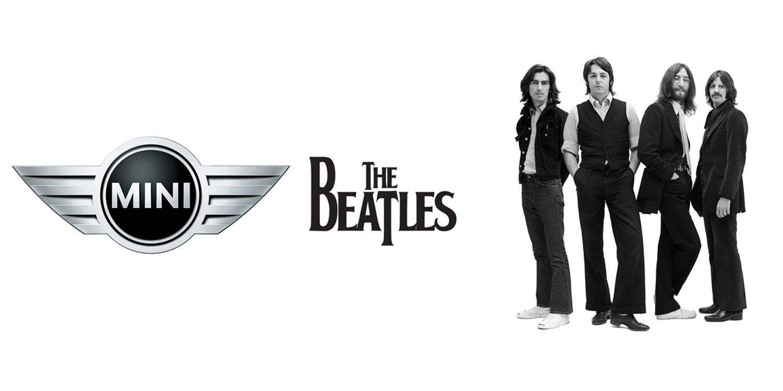 Los Mini Cooper S de los Beatles